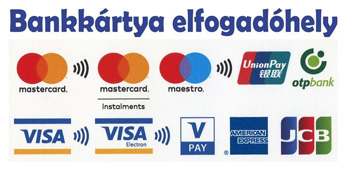Magánnyomozó irodánkban bankkártyával is fizethet